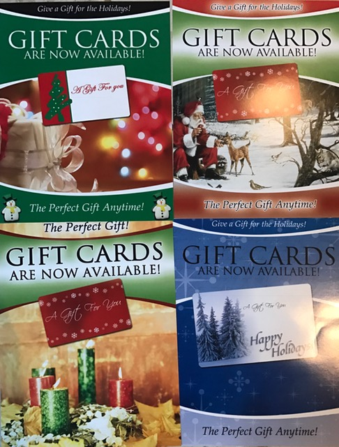 Get Ready for the Holiday Gift Card Season