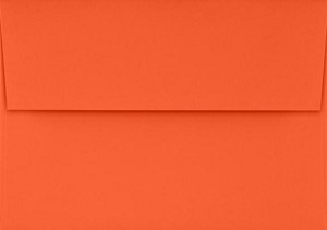 Tangerine Envelopes