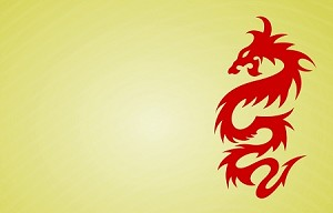 CHINESE DRAGON GIFT CARDS